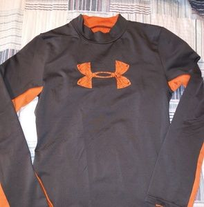 Under Armor Fitted Cold Gear Long Sleeve